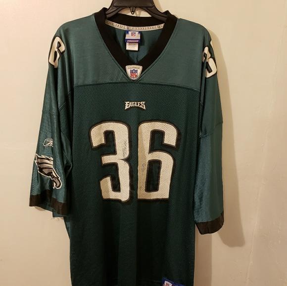Philadelphia Eagles NFL Jersey Men's Size 4XL